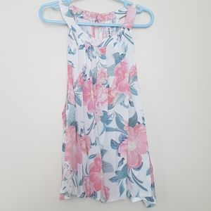 Evernew floral tank